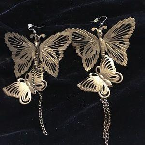 Jewelry - Earrings butterfly